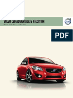 Leaflet Volvo C30 AE4_IN