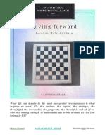 Moving Forward - NEW Re-edited version Short Story by Karolina (Kala) Karmaza