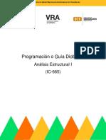 ProgramacionDidactica-II-PAC-2020-Análisis estructural