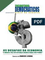 Desafios da Economia - Marcos Lisboa