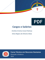 Caderno RH - Cargos e Salários [2019.2 - ETEPAC]
