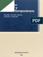 Johann Michel - Ricoeur y sus contemporáneos - Bourdieu, Derrida, Deleuze, Foucault, Castoriadis.pdf