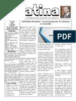 Datina - 2.07.2020 - prima pagină