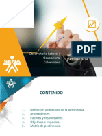 Modelo Pertinencia - OLOC-Taller 17 nov