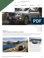 Nissan Pathfinder _ Nissan Chile