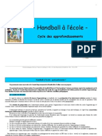 Document Handball C3