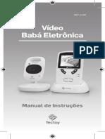 Manual Video Babá Eletrônica Tectoy