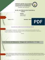 Presentacion Fijacion de precios en funcion del costo.pptx