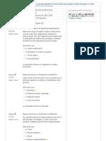 Conceptos básicos de la economía - cuestionario 1