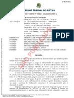 Habeas Corpus STJ Leandro Braga de Sousa