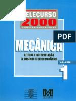 Telecurso 2000-Desenho Técnico-Volume I
