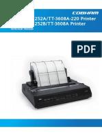 Technical Manual Sailor-printer