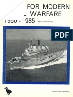 Rules for Modern Naval Warfare 1950-1985 by Dave Harrison [Dodo Publications, 1982]