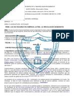 GRADO 11 SOCIALES BIPARTIDISMO EN COLOMBIA
