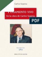 Pensamiento vivo en la obra de Carlos Sopena