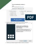 InstalaciónAdoptOpenJDKyNetbeans11