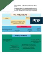3.3.5 VIAS DE MEDICAMENTOS INGRID NARVAEZ