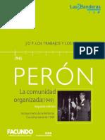 Comunidad Organizada Juan Domingo Perón