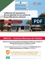 9.-Calibración de Opacímetros de Uso Vehicular - Jose Ramirez