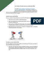 Reliability Centred Maintenance (RCM) vs Preventive Maintenance Optimisation (PMO)
