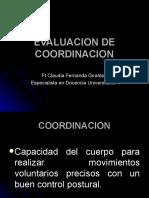 8a CLASE - Coordinación