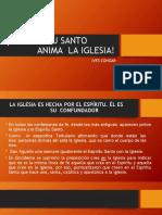 elespiritusantoanimalaiglesia-170516033724-convertido.pptx