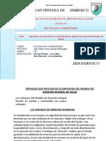 EXPOSICION DE PSICOLOGIA COMUNITARIA