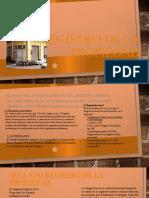 REGISTRO DE LA PROPIEDAD