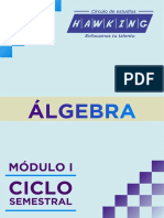 Álgebra III