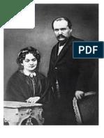 Madame Curie y Monsieur Curie