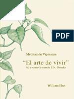 El Arte de Vivir Meditacion Vi - William