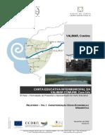 Relatório-Vol1-Caracterização Socio-Economica e Urbanistica