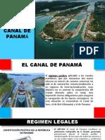 REGIMEN LEGAL DEL CANAL DE PANAMÁ