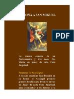 Corona de San Miguel Arcángel