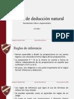 Método de deducción natural