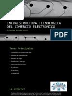 INFRAESTRUCTURA TECNOLOGICA DEL COMERCIO ELECTRONICO