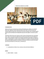 PROYECTO LAS DANZAS DE LA COLONIA SEXTO