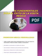 7 ASPECTOS FUNDAMENTALES PARA EL ÉXITO DE UNA VISITA.ppt
