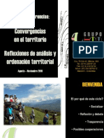 Perspectivas de OT Rural en Medellín - Oscar Rueda