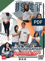 BUSET Vol. 16 - 181. JULY 2020