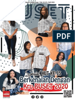 BUSET Vol. 16 - 181. JULY 2020