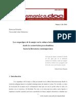 Los arquetipos de la mujer en la cultura latinoamericana_