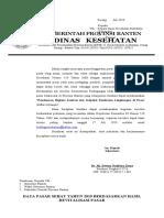 Surat IKL Pasar