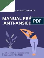 MANUAL PRÁTICO ANTI-ANSIEDADE (ANA VASCONCELOS)