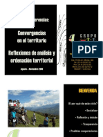 Protección ambiental y OT - Jorge Vásquez