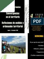Pedagogías territoriales - Mauricio Muñoz