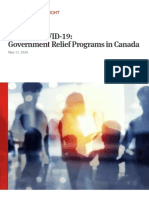 Guide to COVID19 Government relief programs