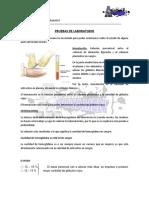 FISIOLOGÍA - 17.03.15 - Pruebas de labpratorio