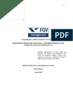 TCC - MBA Gerenciamento de Projetos - Guilherme Fortunato