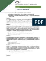 EJERCICIOS DE TALLER PROBABILIDADES